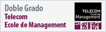 Doble Grado ITAM - Télécom Ecole de Management
